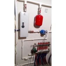 Отопление для дома, система отопления 4.5 кВт