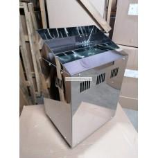 Электрическая печь 3 кВт (нержавеющая)  для сауны и бани, 3 кВт (Н)