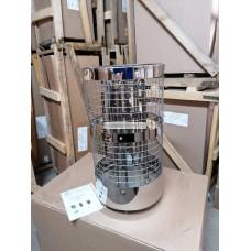 """Электрическая печь (электрокаменка) 3 кВт """"Сетка""""  для сауны и бани, 3 кВт """"сфера - сетка"""""""