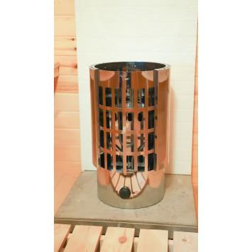 Электрокаменка УМТ «Сфера» ЭКМ-4,5 с ПУ, со встроенным пультом управления